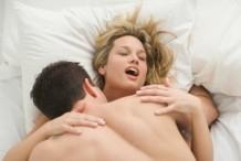 Вагінальний оргазм і точка-G