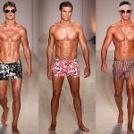 Фото гарних, майже голих, чоловіків