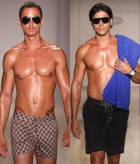 Фото гарних, майже голих, чоловіків 5