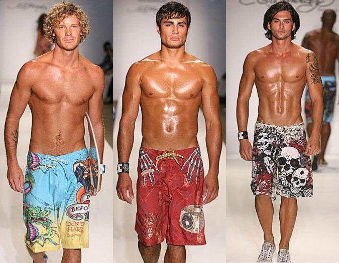 Фото гарних, майже голих, чоловіків 6