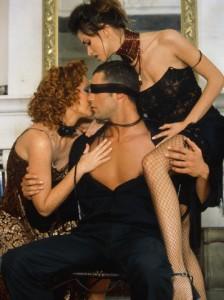 Сексуальні фантазії чоловіків: секс утрьох