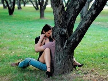 Сексуальні фантазії жінок - секс в публічному місці