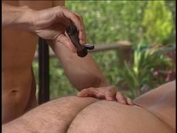 Анальний масаж