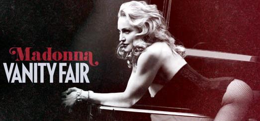 Мадонна знялася в фотосесії для Vanity Fair