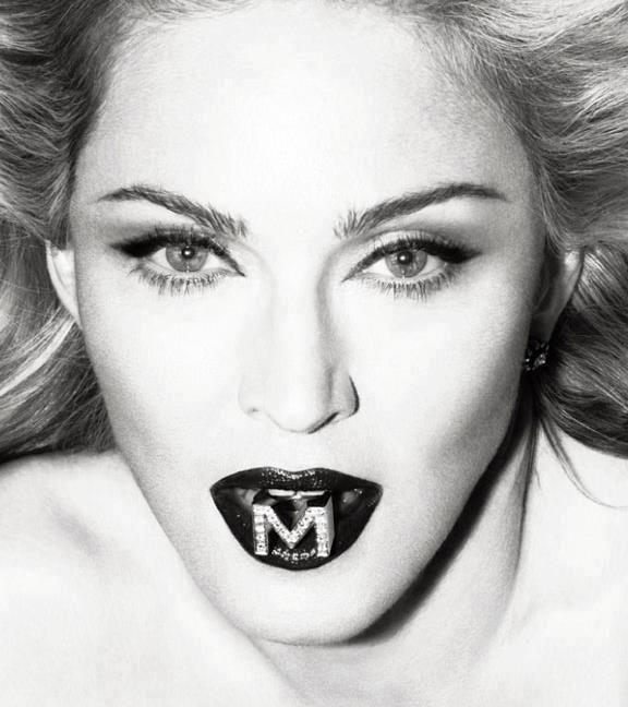 Мадонна в Vanity Fair