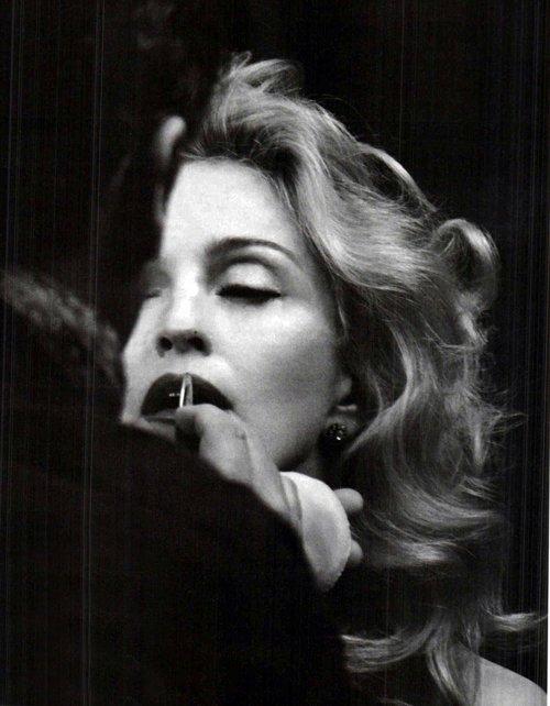 Мадонна в фотосесії для Vanity Fair