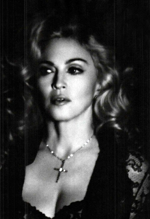 Мадонна для фотосесії Vanity Fair