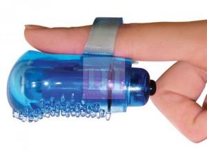Стимулятори клітора, які одягаються на палець