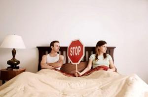 Небезпека стриманості для чоловіків