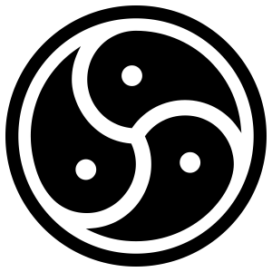 Емблема BDSM-культури