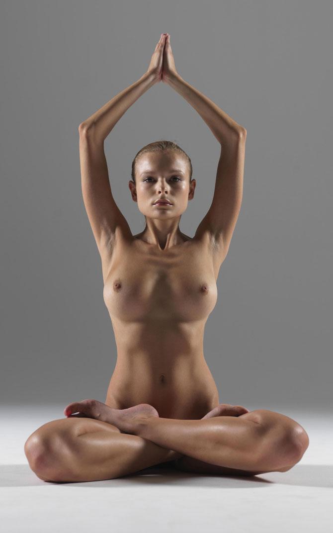 Еротична йога - фото